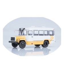 Bus KAVZ-3976 /white-beige/