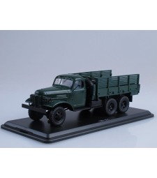 ZIS-151 Flatbed Truck (dark green)