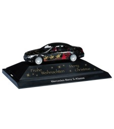 "Mercedes-Benz S-class ""Herpa Christmas car 2013"""