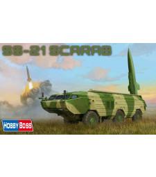 1:35 Russian 9K79 Tochka (SS-21 Scarab) IRBM