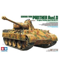 1:35 GERMAN TANK Panther Ausf.D Pz.Kpfw. Panther Ausf. D (Sd.Kfz. 171)