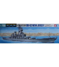1:700 USS New Jersey BB-62
