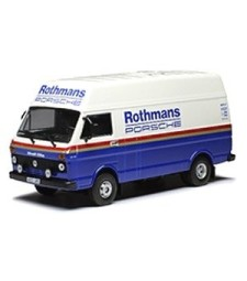 VW LT35 LWB, Rothmans-Porsche Rally Assistance