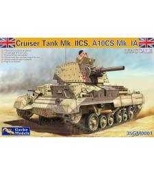1:35 Cruiser Tank A10 Mk.IA CS