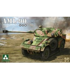 1:35 French Light Armoured Car AML-90