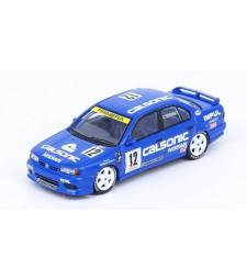 1994 Nissan Primera (P10) #12 Calsonic Jtcc, Blue