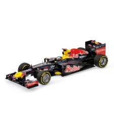 RED BULL RACING RENAULT RB8 - SEBASTIAN VETTEL - 2012