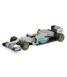 MERCEDES AMG PETRONAS F1 TEAM W03 - NICO ROSBERG - 2012