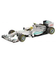 MERCEDES AMG F1 TEAM - SHOWCAR - NICO ROSBERG - 2012 L.E. 504 pcs.