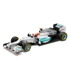 MERCEDES AMG PETRONAS F1 TEAM W03 - MICHAEL SCHUMACHER - 3RD PLACE EUROPEAN GP 2012