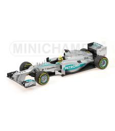 MERCEDES AMG F1 TEAM - NICO ROSBERG - SHOWCAR 2013 L.E. 300 pcs.