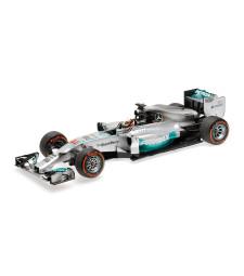 MERCEDES AMG PETRONAS F1 TEAM W05 - LEWIS HAMILTON - WINNER MALAYSIAN GP 2014