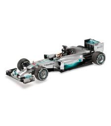 MERCEDES AMG PETRONAS F1 TEAM W05 - LEWIS HAMILTON - WINNER CHINESE GP 2014