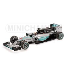 MERCEDES AMG PETRONAS F1 TEAM W06 HYBRID - LEWIS HAMILTON - WINNER AUSTRALIAN GP 2015