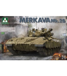 1:35 Israeli main battle tank Merkava mk.2b