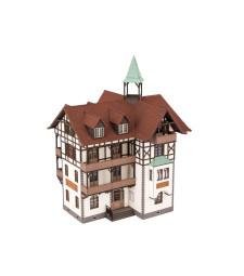 "Romantic Hotel ""Schonblick"" (16 x 16,1 x 21,9 cm)"
