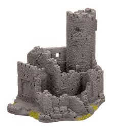 Castle Ruin - 20 cm x 16,3 cm x 16,5 cm