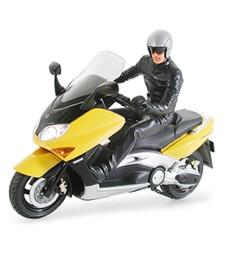 1:24 Yamaha TMAX with Rider Figure