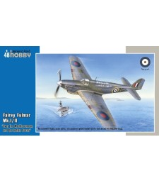 1:48 Fairey Fulmar Mk.I/II Hi-Tech version