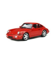PORSCHE 964 RS CLUB SPORT RED