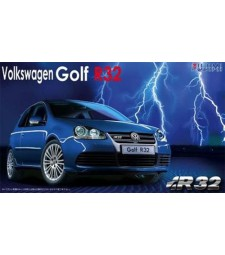 1:24 Golf R32 - REAL SPORTS CAR Series