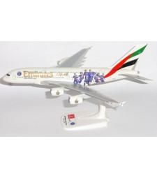 "1:250 EMIRATES AIRBUS A380 ""PARIS ST. GERMAIN"" - snap-fit"