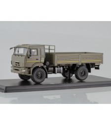 KAMAZ-43502(DAF-M) – Khaki