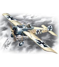 1:72 Fokker E.IV, WWI German Fighter