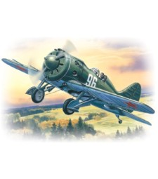 1:72 I-16 type 28, WWII Soviet Fighter