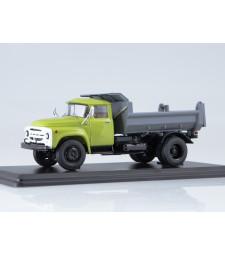 ZIL-MMZ-4505 Dump Truck, Green-grey
