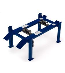 Four-Post Lift - Blue