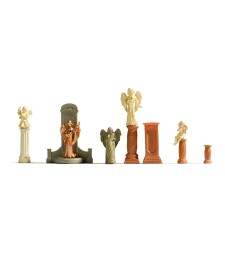 Tomb Monuments and Statues