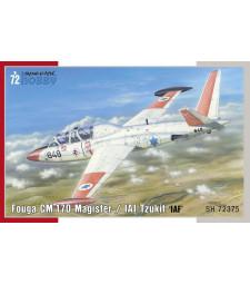 1:72 Fouga CM.170 Magister/IAI Tzukit 'IAF'