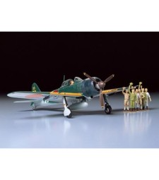 1:48 A6M5c Type 52 Zero Fighter - 7 figures