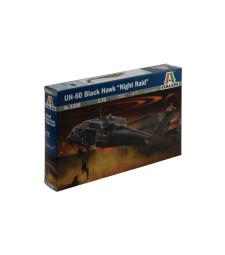 "1:72 UH-60 BLACK HAWK ""NIGHT RAID"""