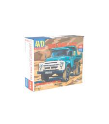 ZIL-MMZ-555 dump truck - Die-cast Model Kit