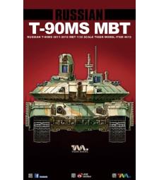 1:35 Russian T-90MS MBT2012-Present MBT