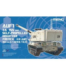 1:35 AUF1 TA 155 mm Self-Propelled Howitzer French