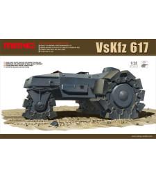 1:35  VsKfz 617 Minenräumer