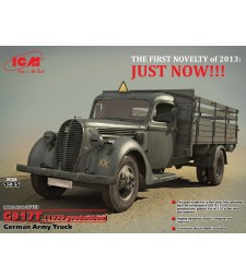 1:35 G917T (1939 production), German Army Truck
