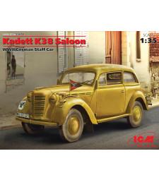 1:35 Kadett K38 Saloon, WWII German Staff Car