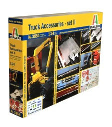 1:24 TRUCK ACCESSORIES SET II