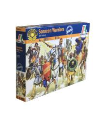 1:72 MOORS / SARACENS (11TH CENTURY) - 23 figures