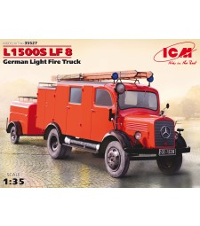 1:35 L1500S LF 8, German Light Fire Truck