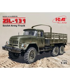 1:35 ZiL-131, Soviet Army Truck