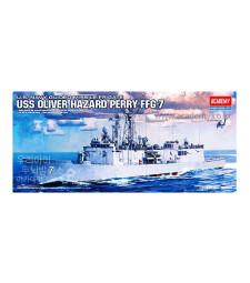 1:350 USS OLIVER HAZARD PERRY FFG-7