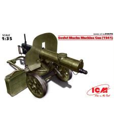 1:35 Soviet Maxim Machine Gun (1941)