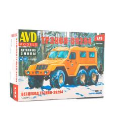 TREKOL-39294 all-terrain vehicle - Die-cast Model Kit