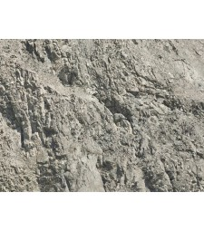 "Wrinkle Rocks ""Wildspitze"" (0, H0, TT, N) - 45 x 25,5 cm"
