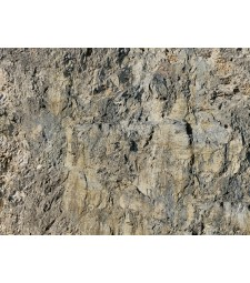"Wrinkle Rocks ""Grossvenediger"" (0, H0, TT, N) - 45 x 25,5 cm"